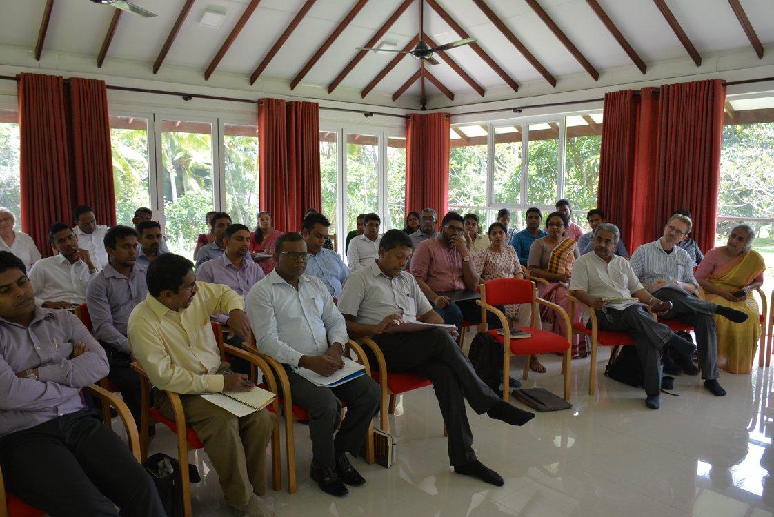 One Sarvodaya Workshop at Sarvodaya Institute of Higher Learning (SIHL), Bandaragagama.