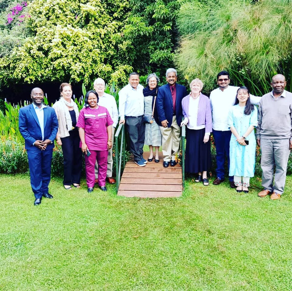 Leadership for Life Worldwide: International Development Fellowships: East Africa Chapter Meeting held in Nairobi, Kenya