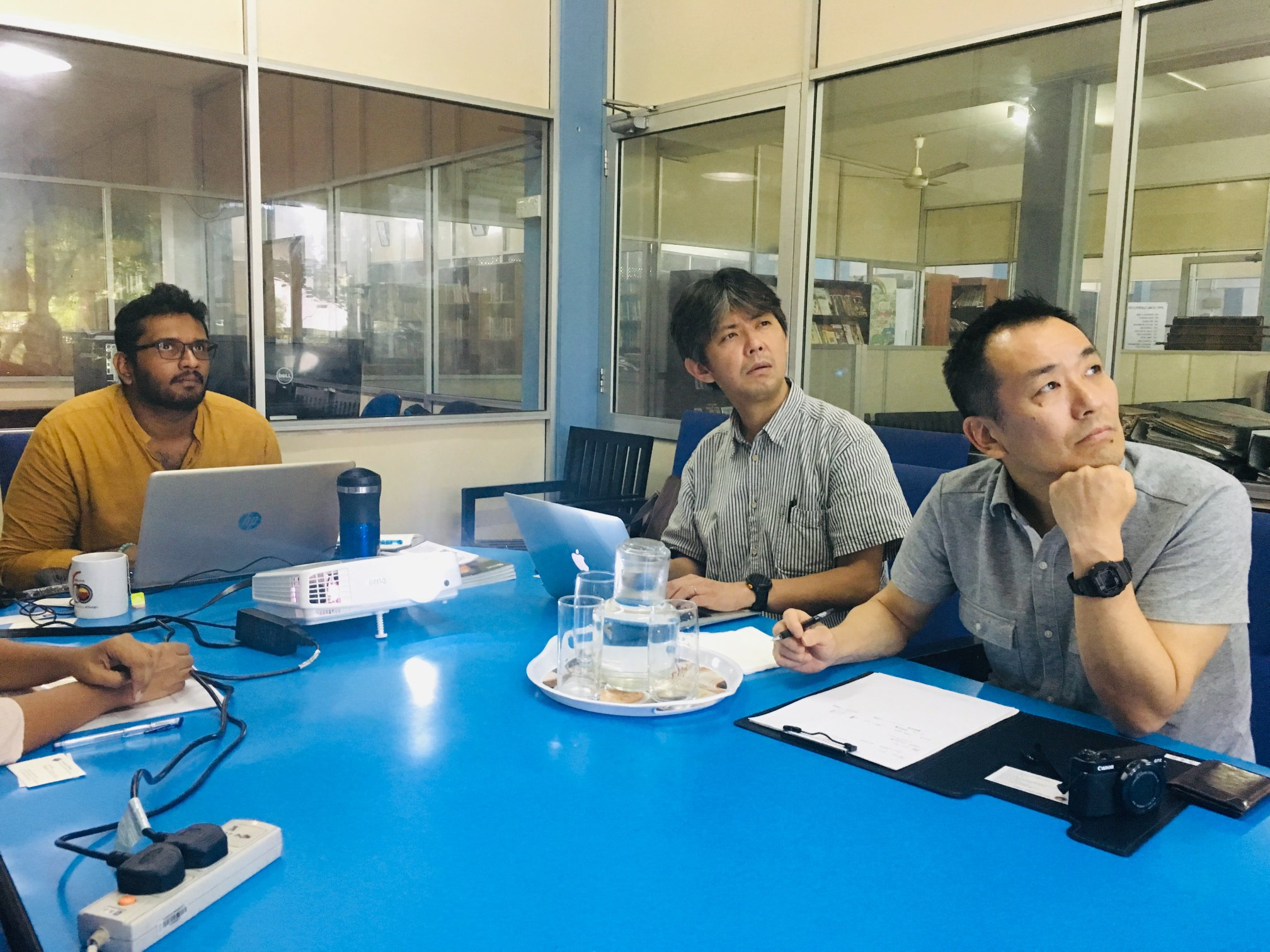 Consultation on Non-Formal Education by Experts of the Japanses Development Cooperation Agency (JICA)