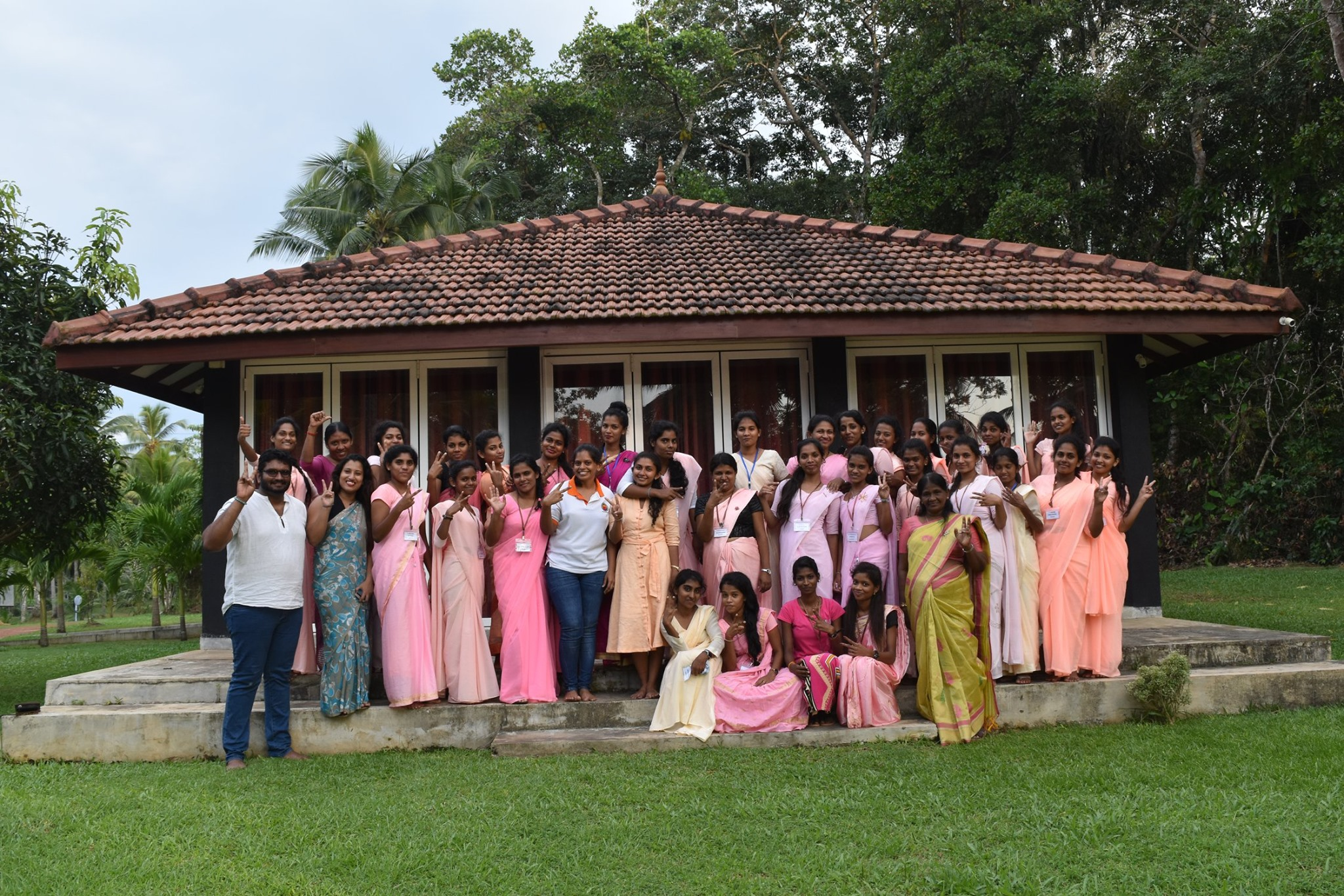 Workshop for Young Ladies from the Sarvodaya Women's Movement on Youth Aspirations in Sri Lanka