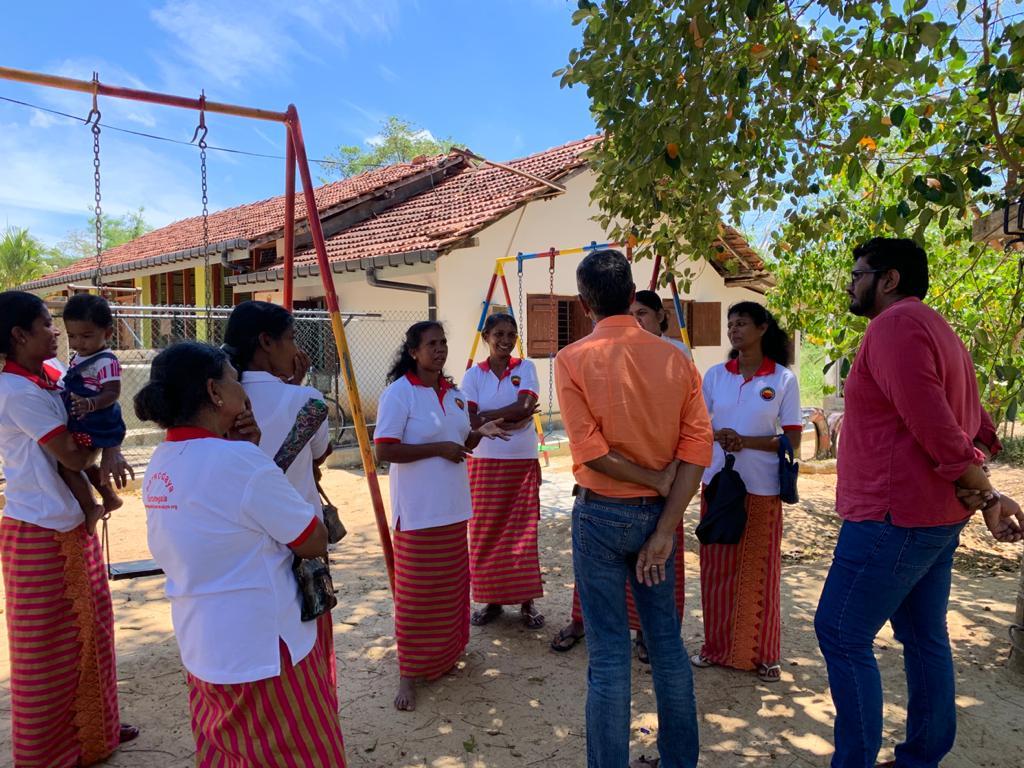 Community Based Learning Initiative : Visits to Sarvodaya Shramadana Societies based in Kuliyapiiya Area