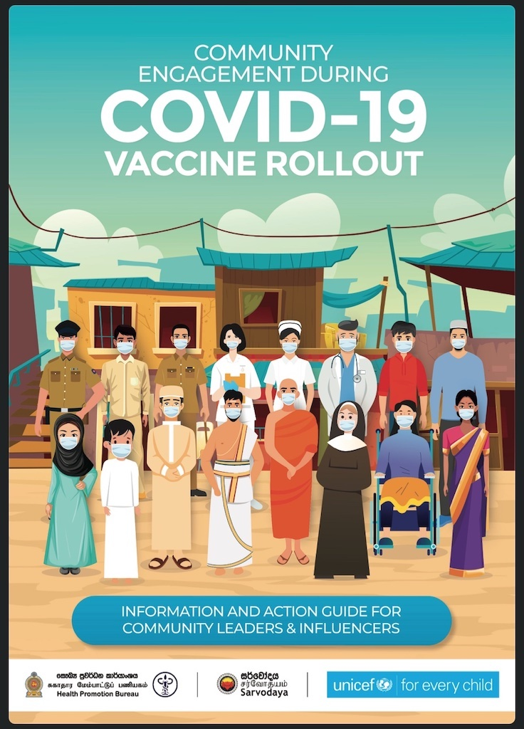 Community Engagement During COVID-19 Vaccine Rollout – September, 2021